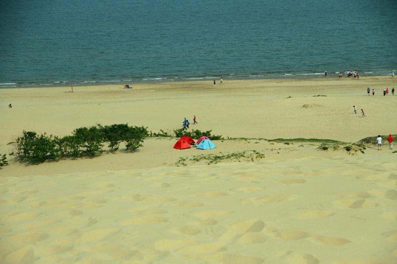 2013年6月1日翡翠岛露营(计划)